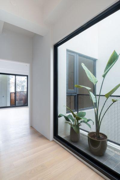 房間與天井;攝影:Studio Millspace 揅空間工作室/Lucas K. Doolan