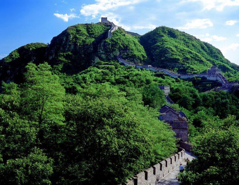 目前明代長城是保存最完整,遼寧境內就擁有最多明代-遼東長城。