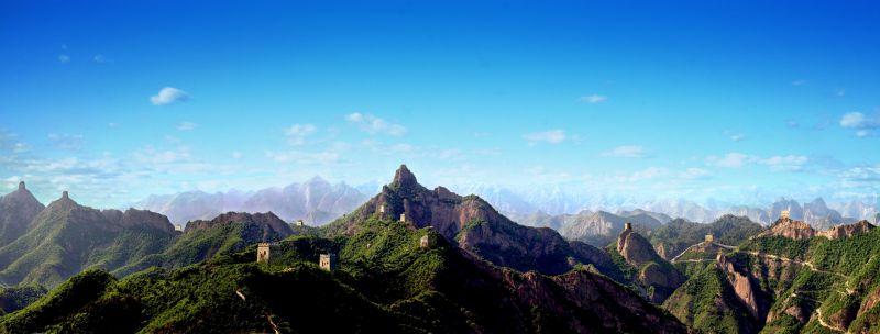 遼寧錐子山長城是非常珍貴的古長城,依附山險而走、建築強度極高,現列入國家重點保護文物。