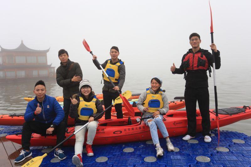 同里湖划船為到此必體驗的活動