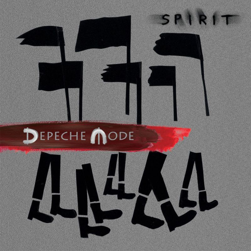 碟評/ Depeche Mode《Spirit》:Reach Out and Touch