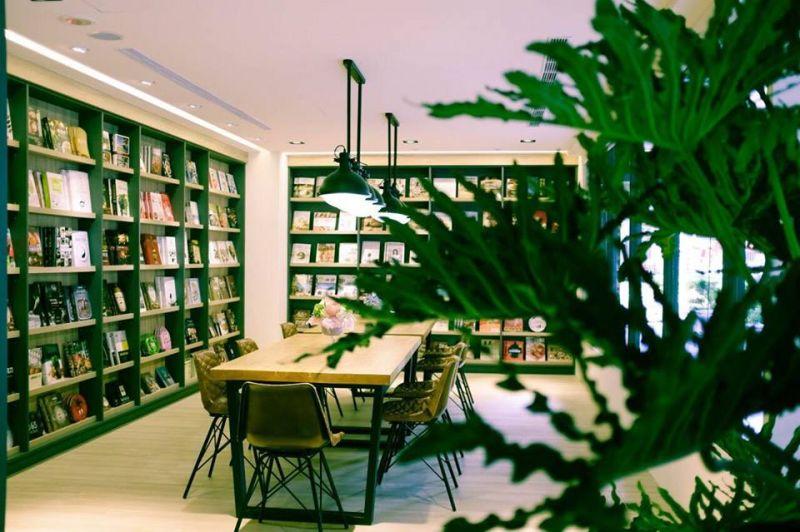 益品書店一景(圖片授權提供/ 益品書屋 EP - BOOKS)