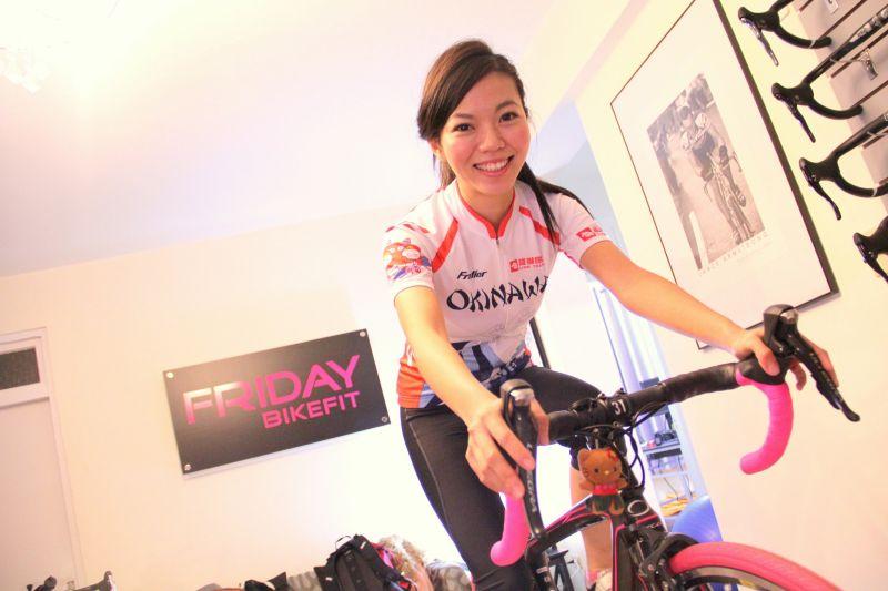Friday Bikefit 譚煒森的丈量世界 欣單車 單車讓生活更精采 欣傳媒運動頻道