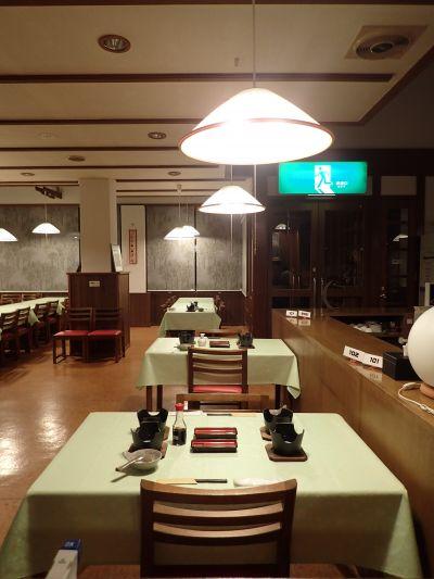 月山渡假山莊 餐廳(娜塔蝦 攝)