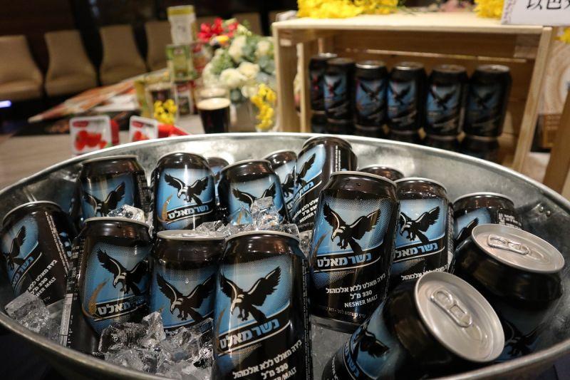 以色列黑麥汁喝起來格外香甜,未來能在有機超市購買到(圖片來源:安潔拉)