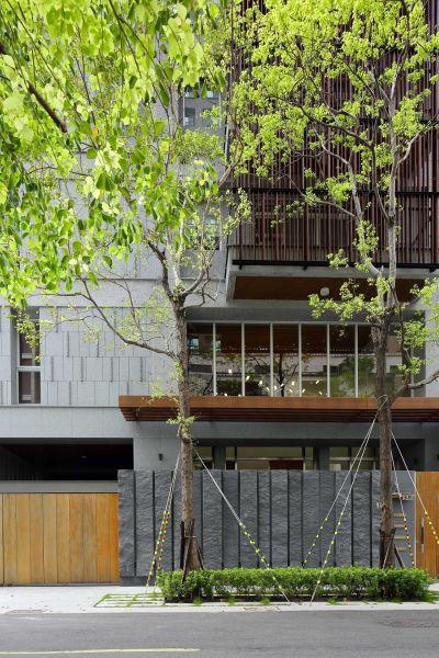 建築外觀;攝影:賴建作
