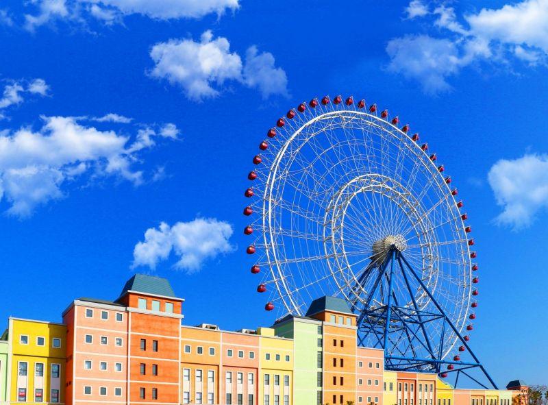 全台灣最大最高「天空之夢Sky Dream摩天輪」5/13將正式營運 圖/翻攝自官網