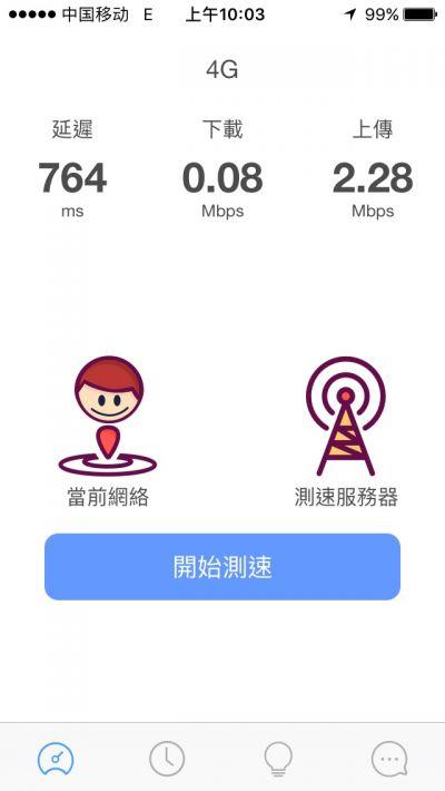 網速測試─禾木村