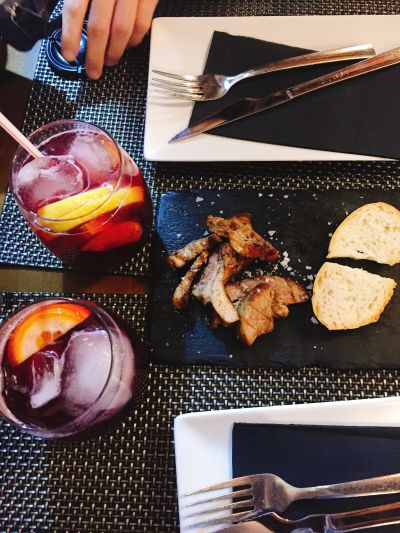西班牙Granada美食/美酒地圖