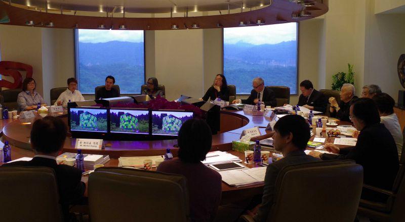 評審決選會議;攝影:王進坤