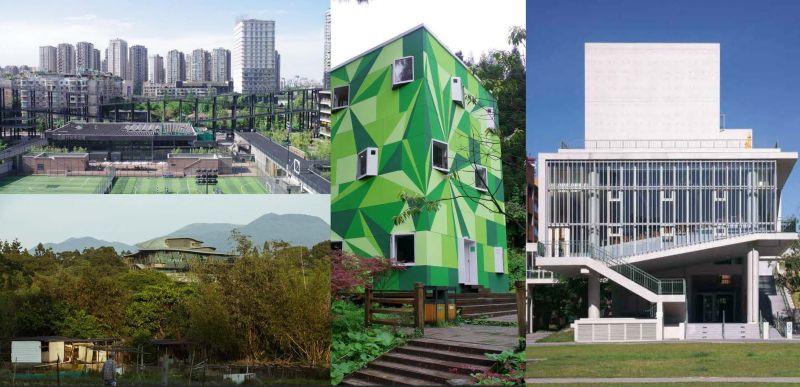 2017遠東建築獎得獎作品:圖片提供:徐元智先生紀念基金會