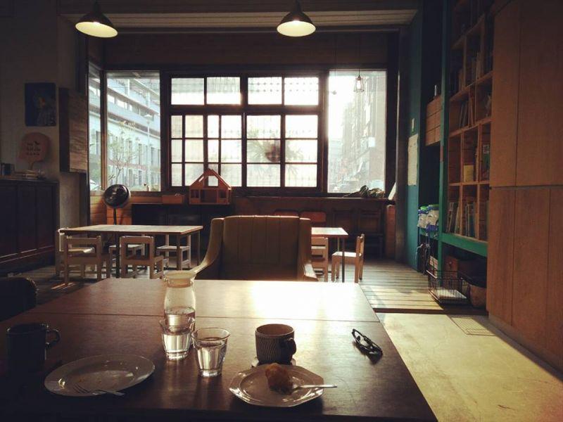 知鳥咖啡一景(圖片提供/知鳥咖啡)