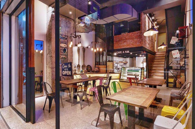 café 4 fun一景(圖片提供/café 4 fun)