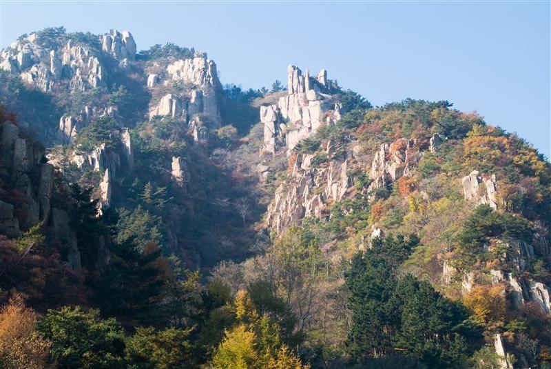北九水景區(圖片/山東省旅遊局提供)