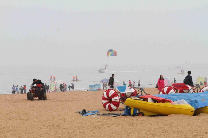 金沙灘(圖片/欣傳媒提供)