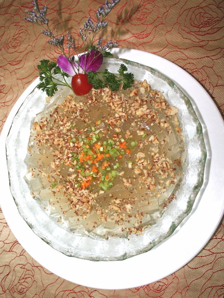 海草涼粉(圖片/山東省旅遊局提供)