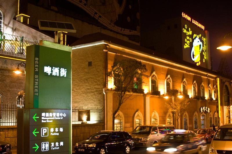 青島啤酒街(圖片/山東省旅遊局提供)
