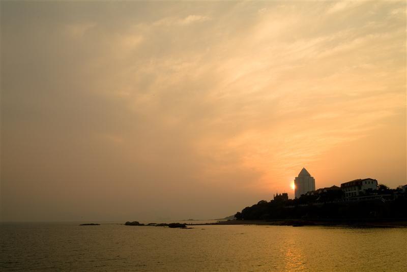 第二海水浴場(圖片/山東省旅遊局提供)