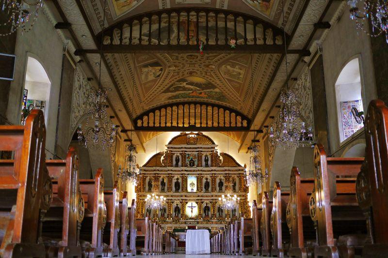 聖嬰聖殿是世界文化遺產,收藏有宿霧人大為崇拜的黑皮膚聖嬰像。(Photo│flickr CC@travel oriented)