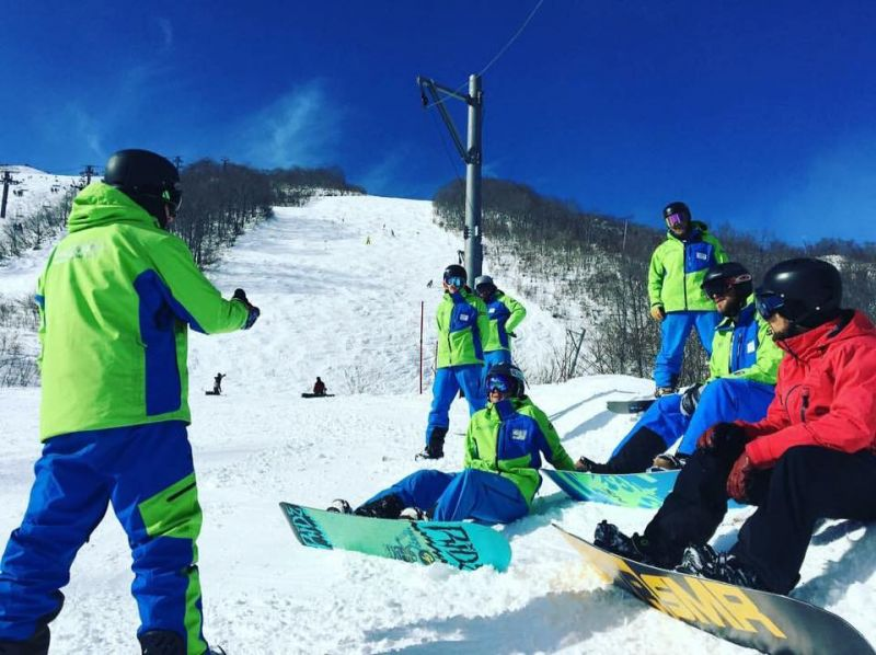 Evergreen Ski School-滑雪教練的培訓基地