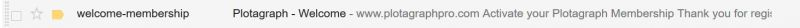 Plotagraph註冊步驟 - 5 | 圖 / 文 Cindy