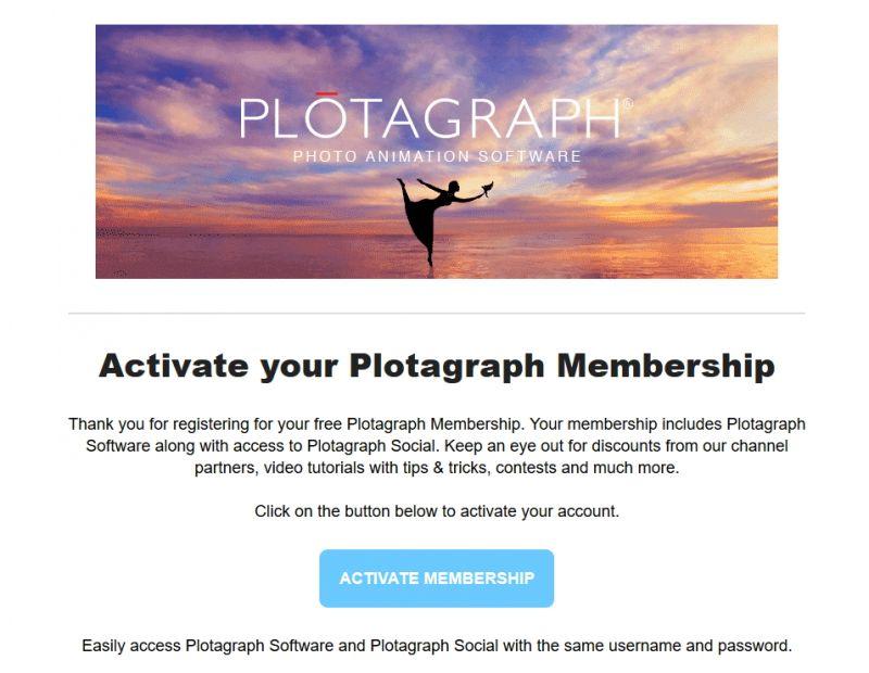 Plotagraph註冊步驟 - 6 | 圖 / 文 Cindy