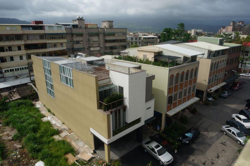 宜蘭張宅/黃介二建築師事務所(與蔡東南共同設計);圖片提供/香港建築師學會