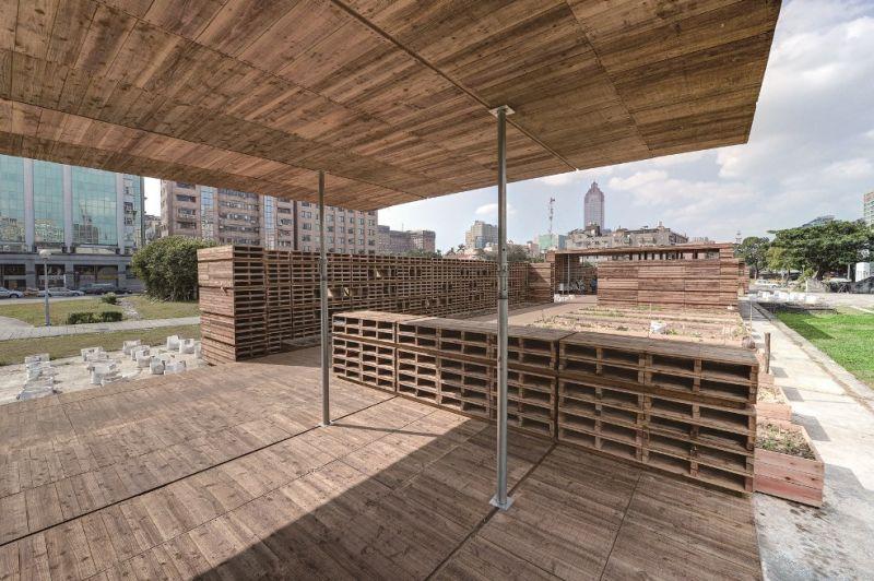 華山綠工場/禾磊建築;圖片提供/香港建築師學會