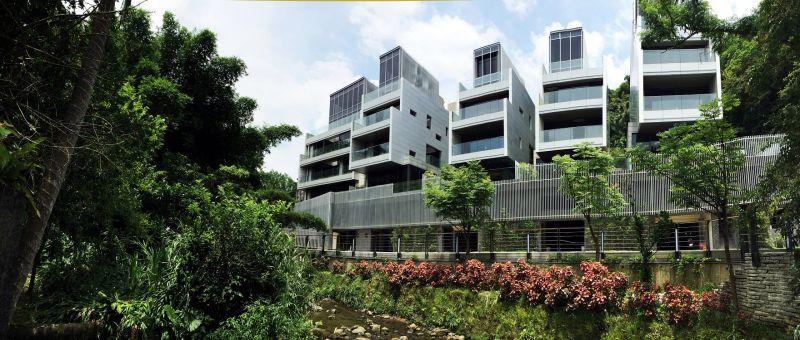 風之家/平原英樹設計有限公司;圖片提供/香港建築師學會