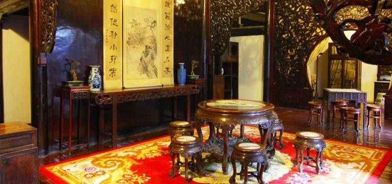 帶有富麗堂皇的歷史文物,挑起天秤座的美感神經。
