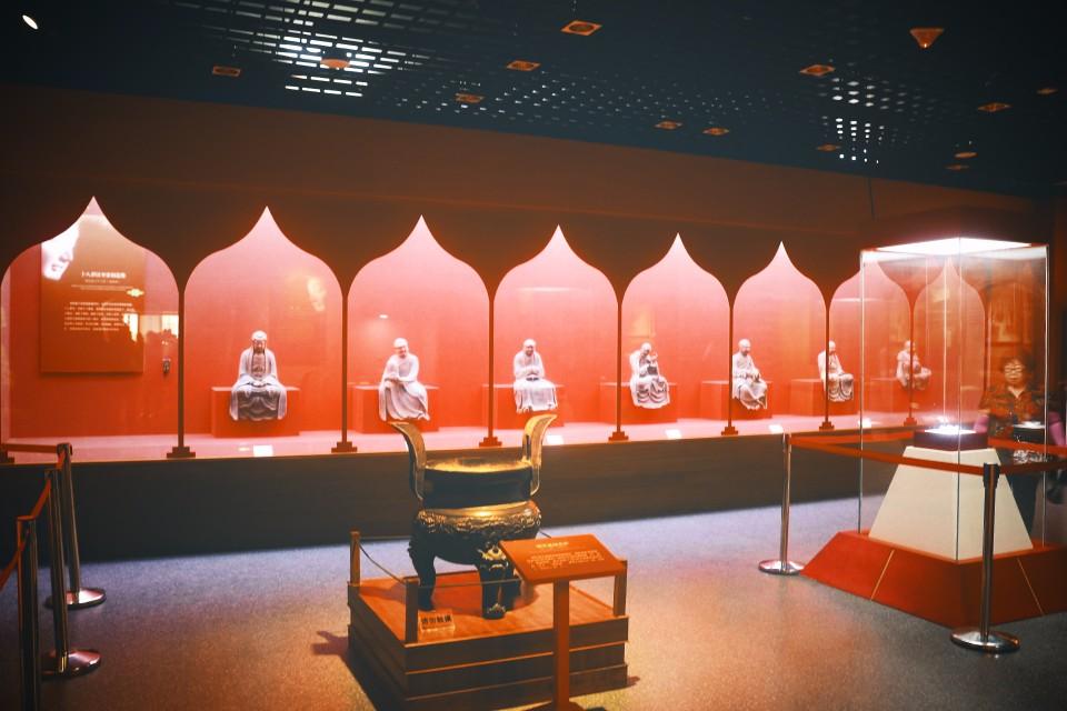 佛光普照展廳(圖片來源:陳浪提供)