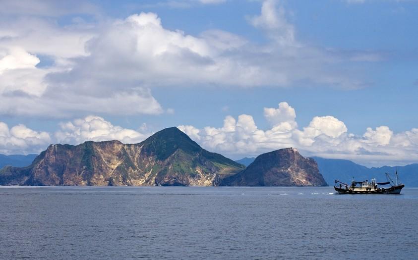龜山島。(圖/雄獅旅遊)