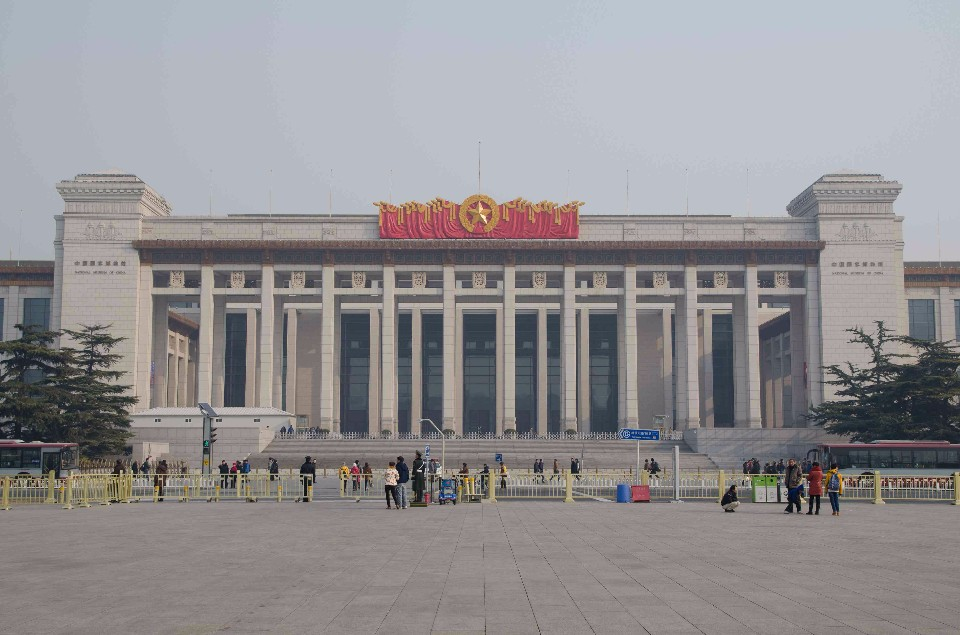 北京人民大會堂(圖片/欣傳媒提供)