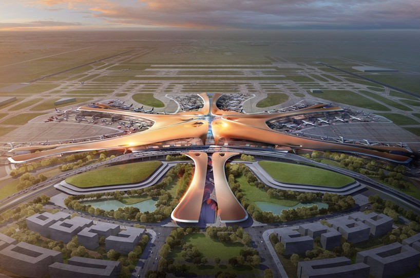 2019年完工的北京大興機場,將是世界最大的機場。