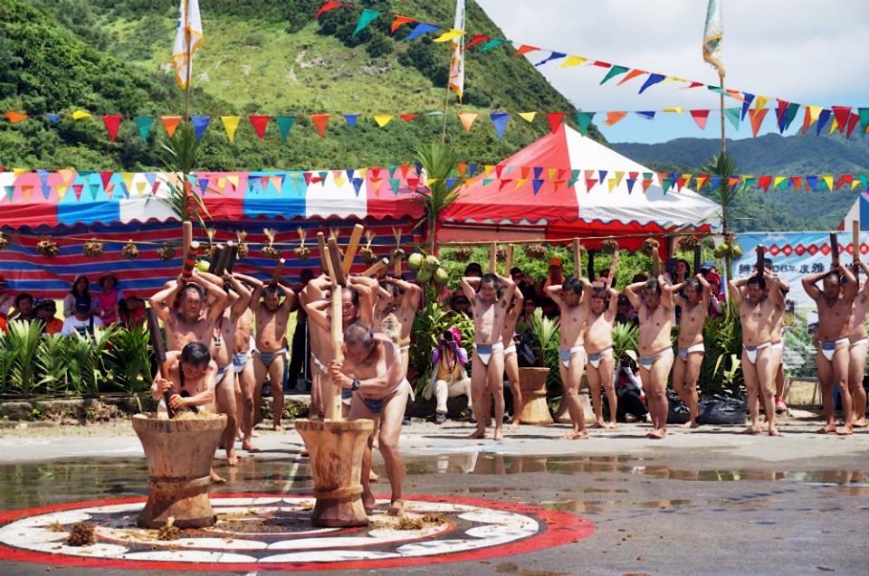 睽違九年的小米祭盛事。(攝影/林郁姍)