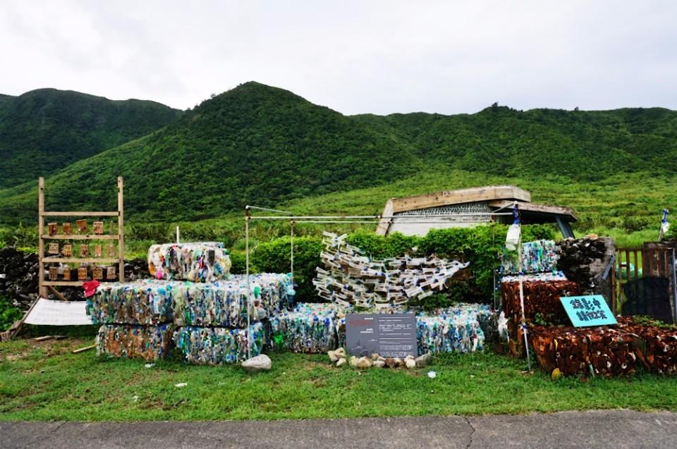 咖希部灣是達悟族語堆垃圾的地方。(攝影/林郁姍)