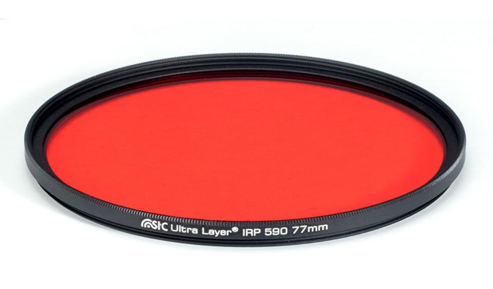 紅外線通過式濾鏡(Infrared Pass Filter) 圖/翻攝自STC官網
