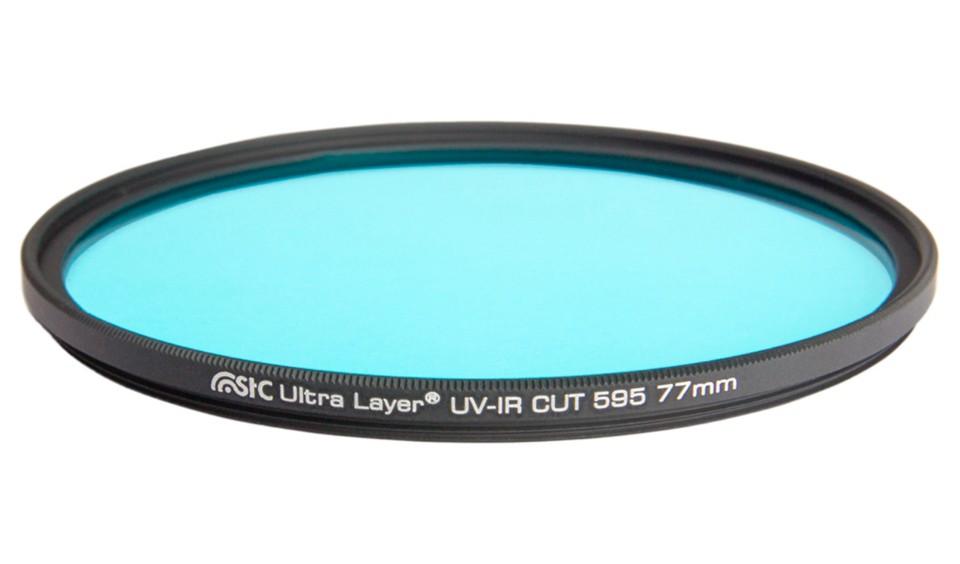 紅外線截止式濾鏡(UV-IR Cut Filter) 圖/翻攝自STC官網