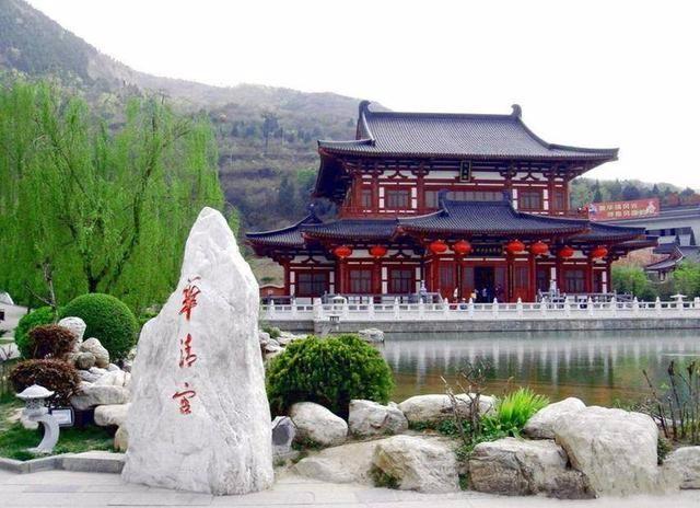 華清池。(圖片來源kknews)