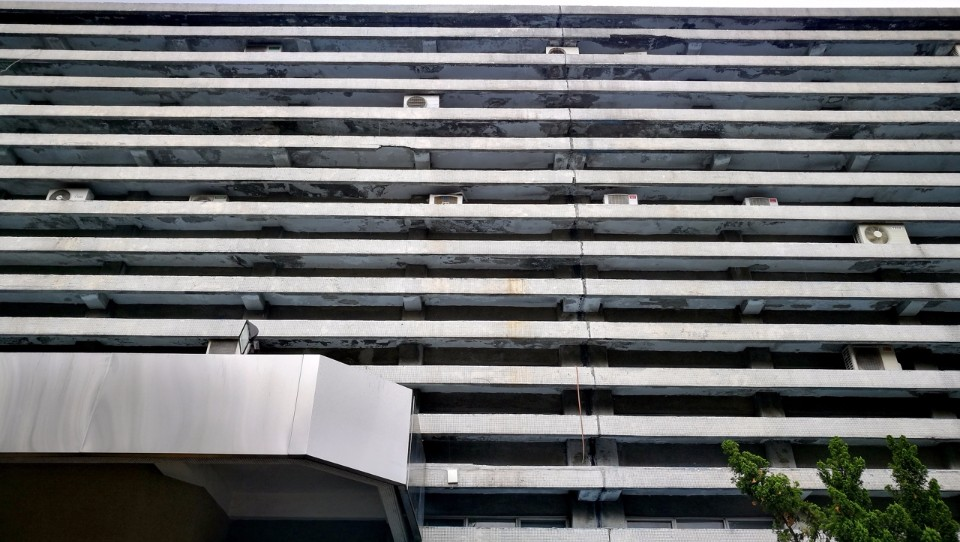 台大嚴慶齡工業研究中心;攝影:王進坤