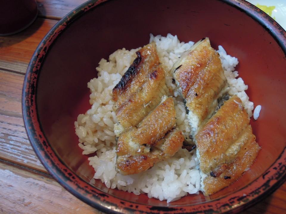 祢ざめ家 鰻魚飯