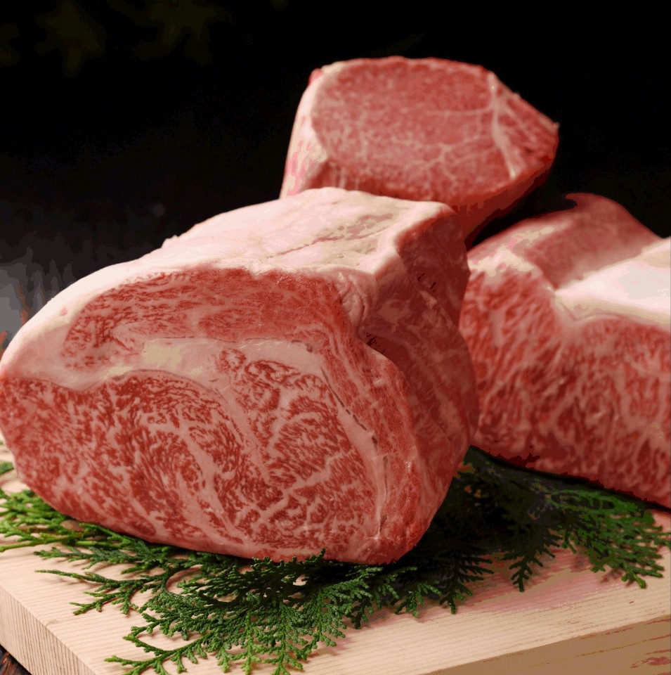 晶華推出「制霸日本-宮崎和牛宴」。(台北晶華酒店提供)