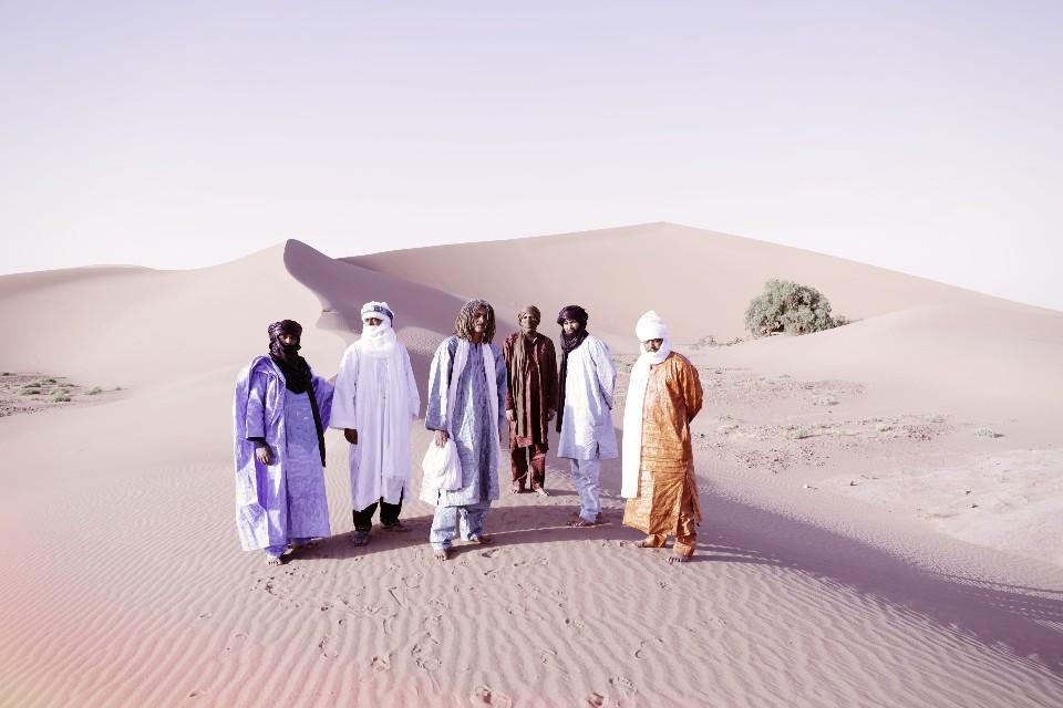 今年Clockenflap看誰? 撒哈拉風沙之中的Tinariwen