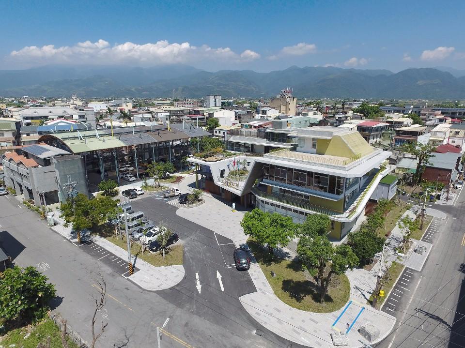 三星鄉公所行政中心暨周邊活化/寬和建築師事務所