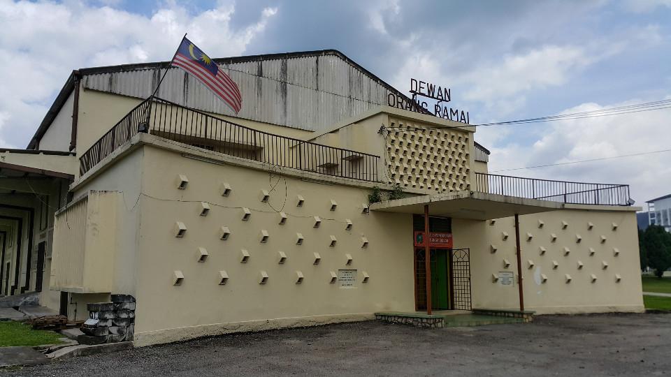 双溪毛糯麻瘋病院故事館;圖片提供/張集強