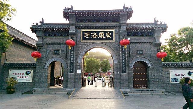 康百萬莊園為中國4A級旅遊景區(圖片來源:趙品灃提供)