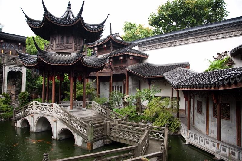 胡雪巖故居是杭州保存最完整、規模最大的一處清代名人故居(圖片:gotohz.com.tw)