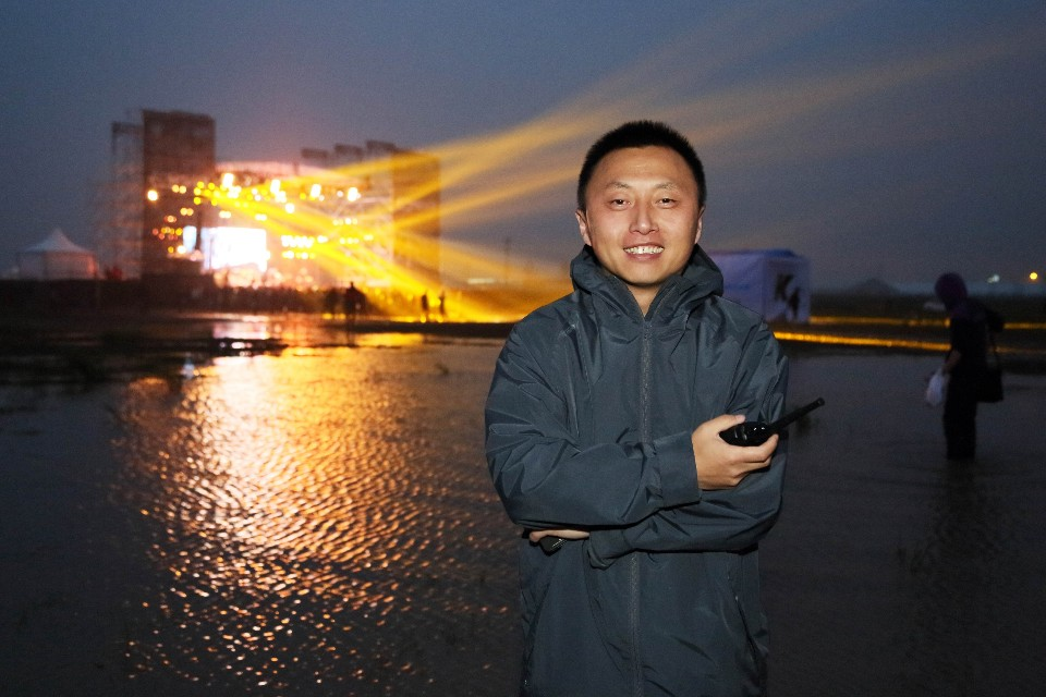 專訪迷笛音樂節CEO單蔚