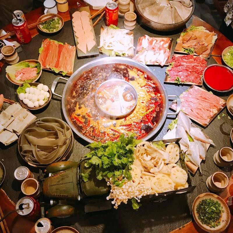 重慶有它最獨特最道地的麻辣火鍋。(圖:欣傳媒)