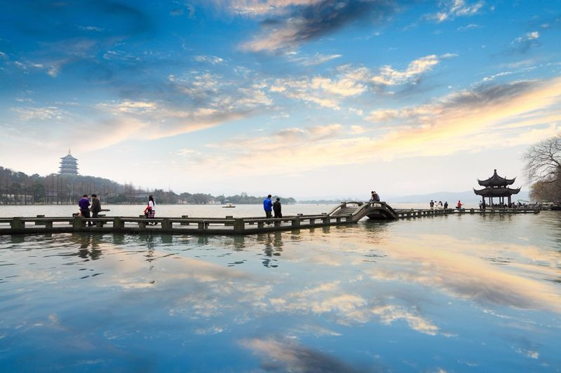 杭州必遊西湖(圖:欣傳媒)